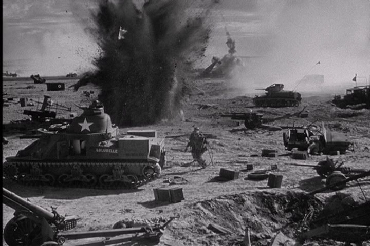 WWII Film Review – Sahara (1943) – Head's Film and Book Review