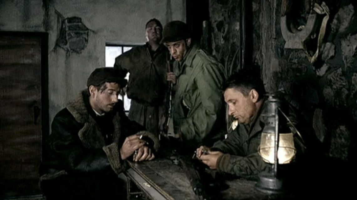 Image result for saints and soldiers 2003
